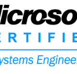 MCSE – Microsoft Certified System Engineer